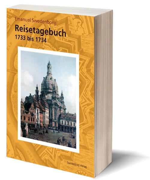 Reisetagebuch 1733 bis 1734